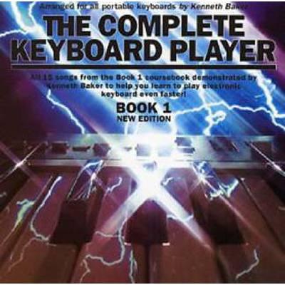 COMPLETE KEYBOARD PLAYER 1 - broschei