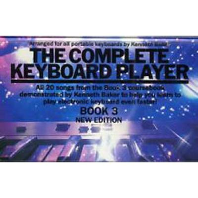 COMPLETE KEYBOARD PLAYER 3 - broschei
