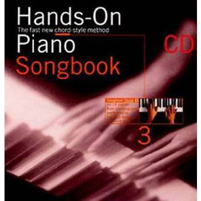 HANDS ON PIANO SONGBOOK 3 - broschei