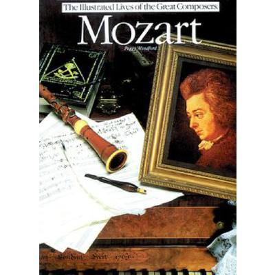 ILLUSTRATED LIVES OF THE GREAT COMPOSERS - broschei