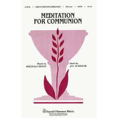 meditation-for-communion