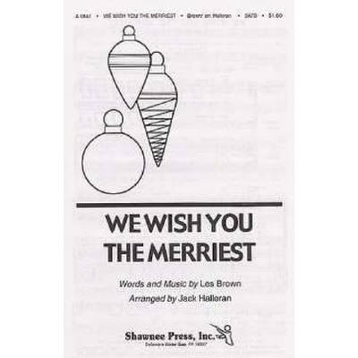 we-wish-you-the-merriest, 2.95 EUR @ notenbuch-de
