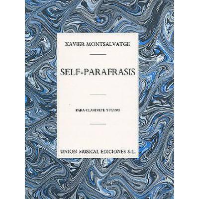 self-parafrasis