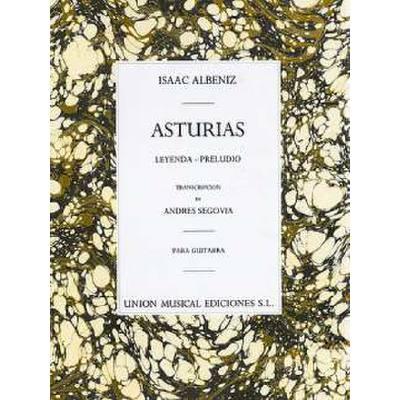 ASTURIAS PRELUDIO
