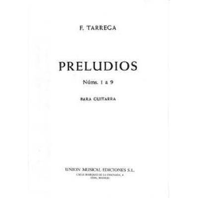 PRELUDIOS 1 A 19