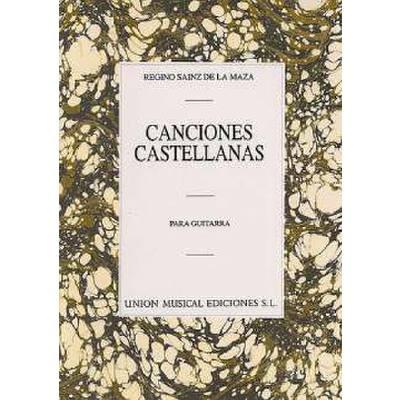 CANCIONES CASTELLANAS