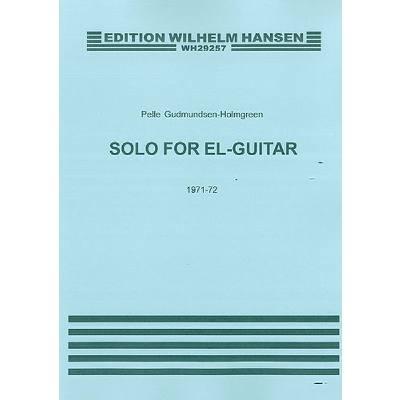 solo-for-elguitar