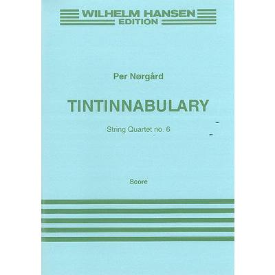 QUARTETT 6 (TINTINNABULARY)