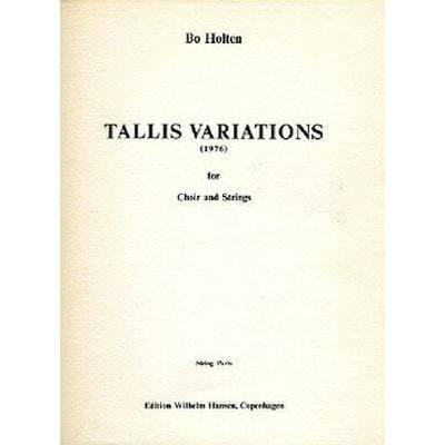 tallis-variations
