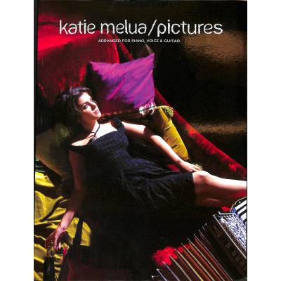 Faber Music Melua Katie - Pictures Pvg - broschei