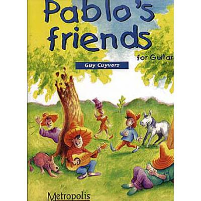 PABLO'S FRIENDS