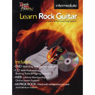 LEARN ROCK GUITAR - INTERMEDIATE