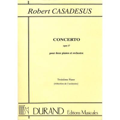 Concerto op 17