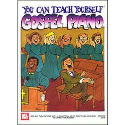 YOU CAN TEACH YOURSELF GOSPEL PIANO jetztbilligerkaufen