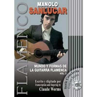 MUNDO Y FORMAS DE LA GUITARRA FLAMENCA 2