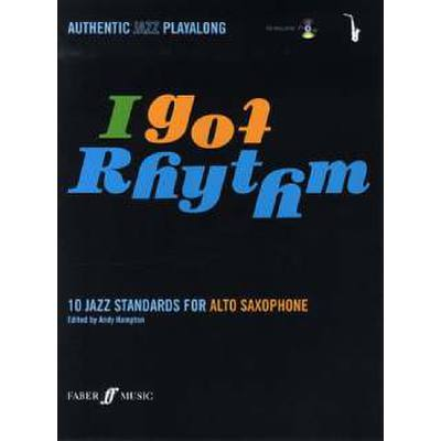i-got-rhythm, 14.95 EUR @ notenbuch-de
