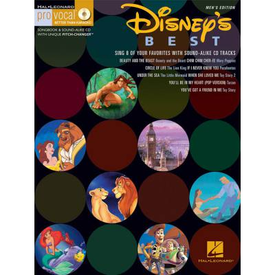Disney´s Best - For Male Singers