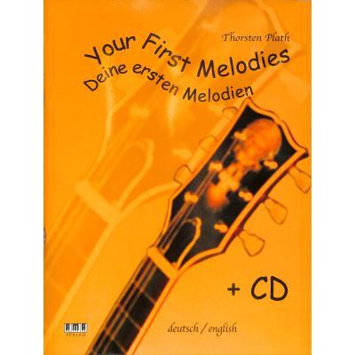Your first melodies - deine ersten Melodien