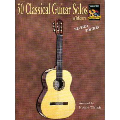 50 CLASSICAL GUITAR SOLOS