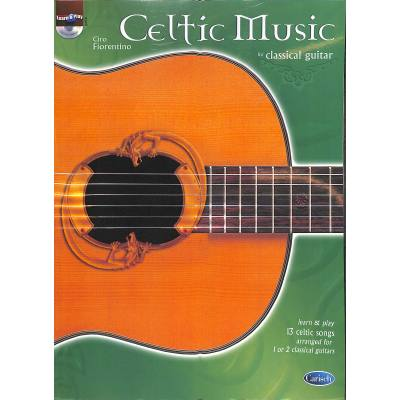 CELTIC MUSIC FOR CLASSICAL GUITAR