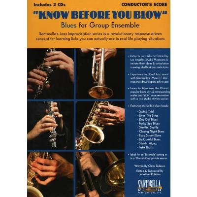 Know Before You Blow - Blues For Group Ensemble