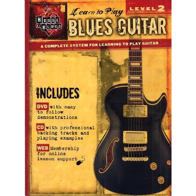LEARN TO PLAY BLUES GUITAR 2