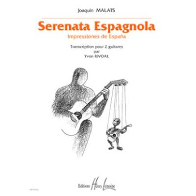Serenata Espagnola - Impressiones de Espana