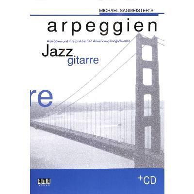 Arpeggien Jazz Gitarre
