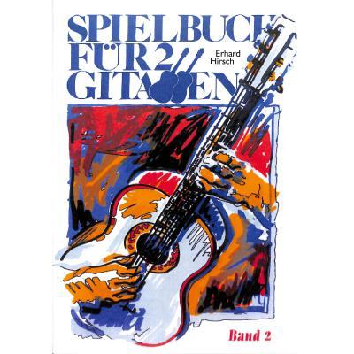 Spielbuch für 2 Gitarren Bd 2