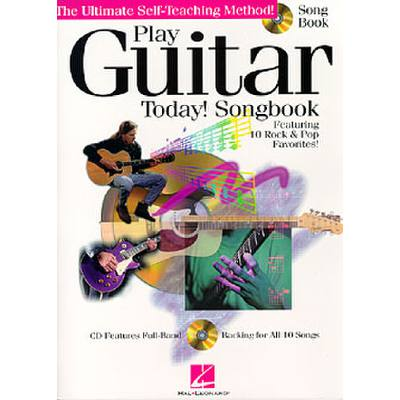 PLAY GUITAR TODAY SONGBOOK