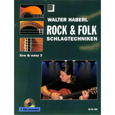 Rock + Folk Schlagtechniken