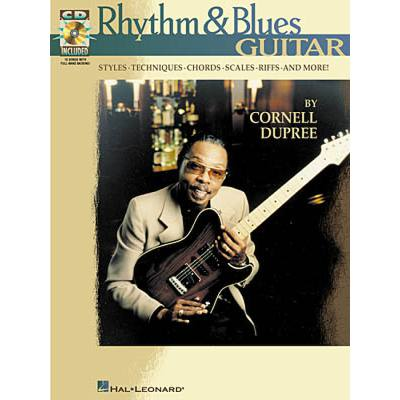 RHYTHM + BLUES GUITAR