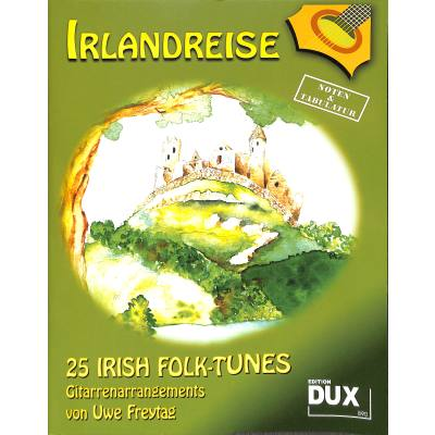 Irlandreise - 25 Irish Folk tunes