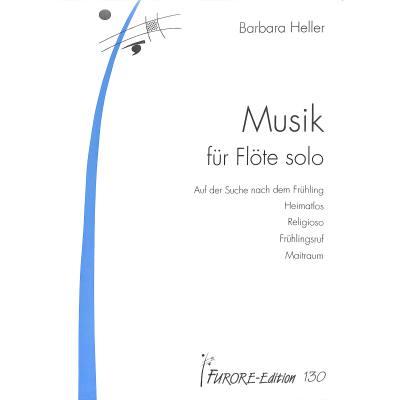 Musik Fuer Floete Solo