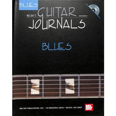 GUITAR JOURNALS - BLUES