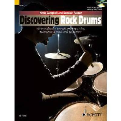 discovering-rock-drums, 28.00 EUR @ notenbuch-de