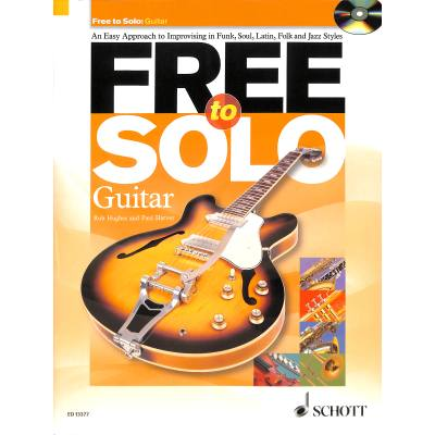 Free to Solo - Guitar