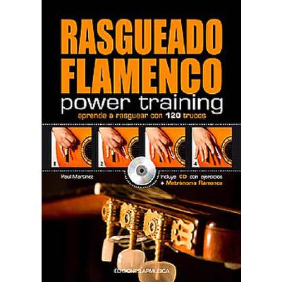 FLAMENCO RASGUEADO POWER TRAINING