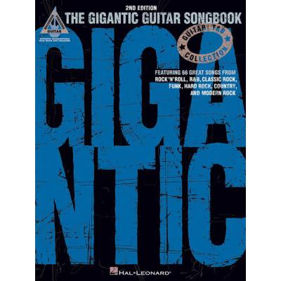 THE GIGANTIC GUITAR SONGBOOK (SECOND EDITION)