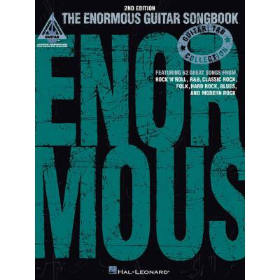 THE ENORMOUS GUITAR SONGBOOK