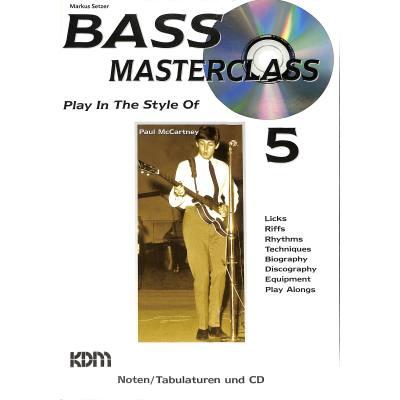 Bass masterclass 5