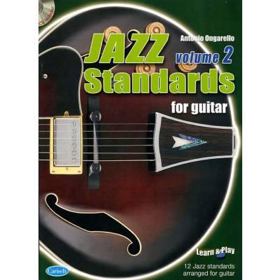 JAZZ STANDARDS FOR GUITAR 2