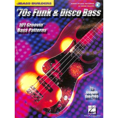 70's Funk + Disco bass