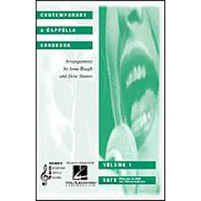 CONTEMPORARY A CAPPELLA SONGBOOK 1