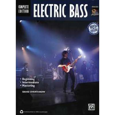 Electric bass - complete edition
