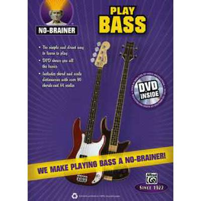 No brainer play bass