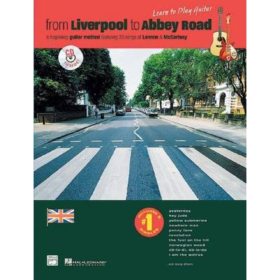 From Liverpool to Abbey Road - learn to play guitar
