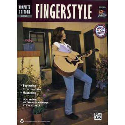 Complete guitar fingerstyle