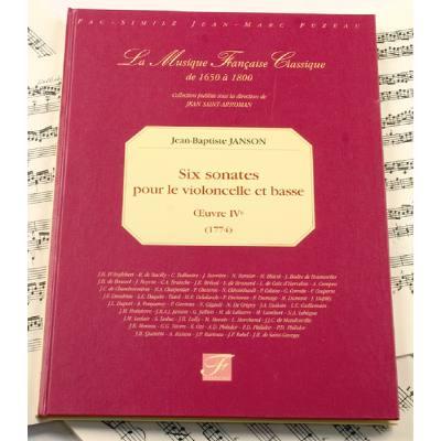 6 Sonaten Bd 4