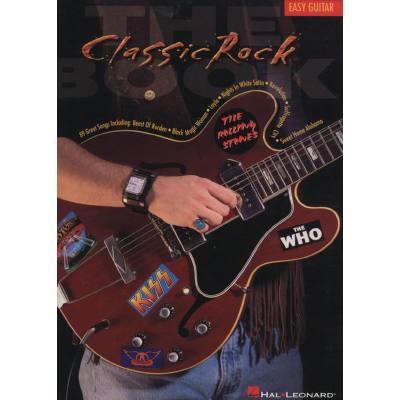 THE CLASSIC ROCK BOOK